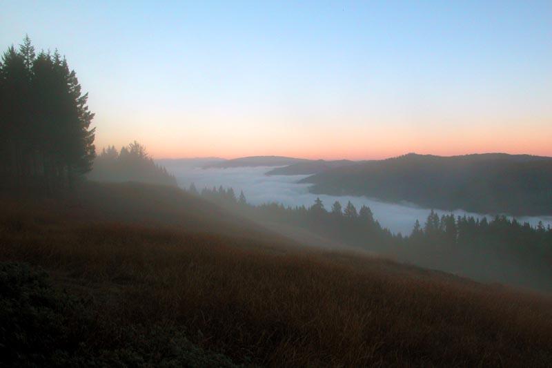Dawn, Bald Hills