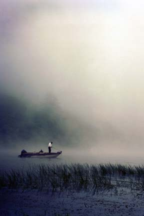 Fishing, Freshwater Lagoon