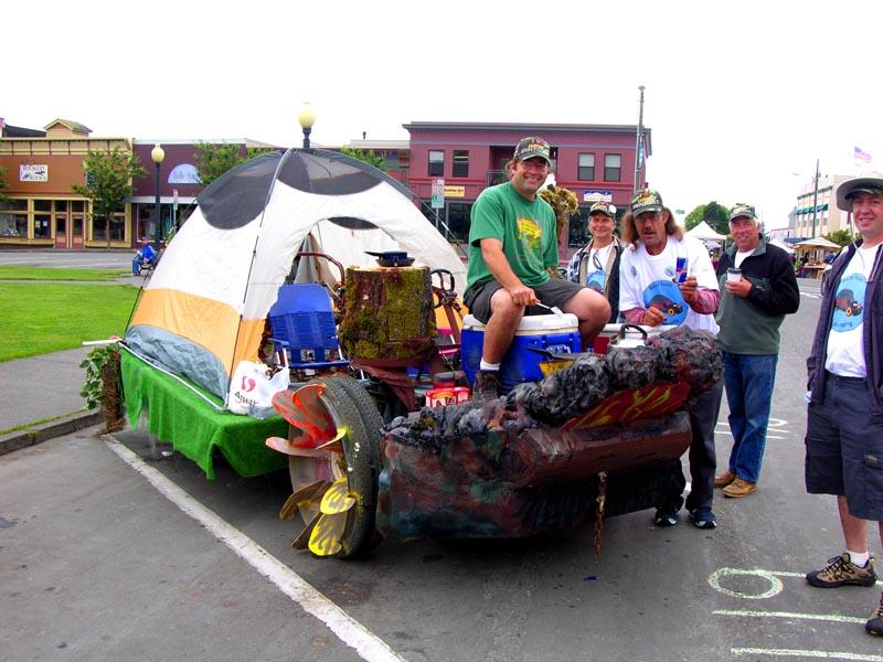 Bikin Fools Go Camping